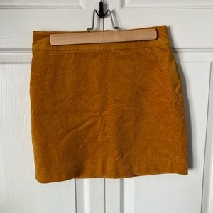 Banana Republic Corduroy Skirt